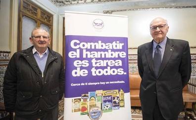 El banco de alimentos de Granada atiende a 5.200 familias