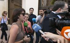 El Tribunal Supremo da 15 días a Juana Rivas para recurrir la confirmación de su condena