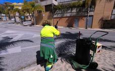 Los trabajadores de la limpieza piden una reunión a la alcaldesa de Motril para evitar la huelga