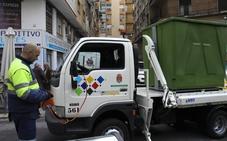 Granada inicia la recogida de residuos con Satélite
