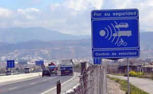 Los 45 radares que pueden multar en la provincia de Granada esta Semana Santa