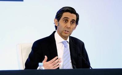 Álvarez-Pallete: «Hay que exigir responsabilidades a las redes sociales que viralicen noticias falsas»