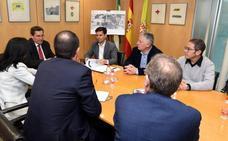 Diputación ensanchará la carretera que lleva a Puleva para mejorar la circulación y la seguridad