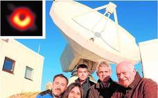 «Sin la participación del Observatorio de Sierra Nevada no habría sido posible la primera imagen del agujero negro»