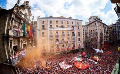 No te pierdas San Fermín: Vueling lanza conexiones especiales a Pamplona