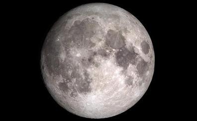 La NASA profundiza en el conocimiento sobre la formación de agua en la Luna