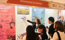 La UGR participa en las Ferias 'Estudiar en España' en Santiago de Chile y Buenos Aires
