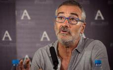 Javier Fesser y Vicente del Bosque, premios Corazón de Olavidia en Carboneros