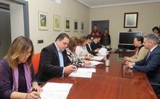 Acuerdo para atender a menores desprotegidos en la provincia de Jaén