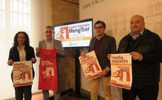 246 atletas se citan en la I Media Maratón Geolit-Arco de Jano