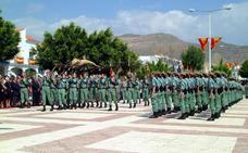 La Legión inicia su particular Semana Santa