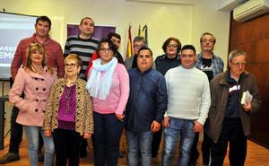 Podemos da a conocer su candidatura en Linares con vistas a sus primeras municipales