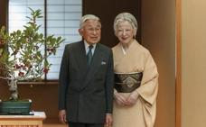 Bodas de diamante en la corte de Japón