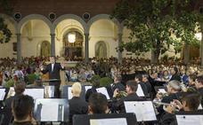 La Banda Municipal de Granada recupera las saetas de Eduardo Torres