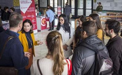 La Cámara de Comercio de Granada ofrece becas para prácticas de empleo en Europa