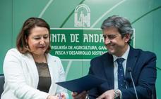 Crespo pide un esfuerzo de todos para hacer realidad un Pacto por el Agua en Andalucía