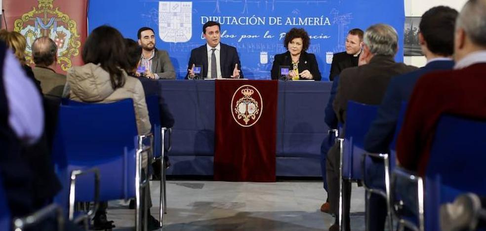 'Almería cofrade', antesala de la Semana Santa de la capital