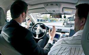 Los comportamientos del copiloto que la DGT considera incorrectos