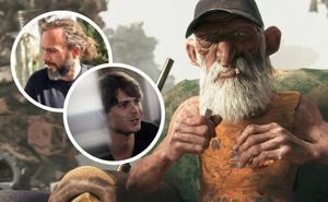Dos granadinos triunfan en la serie de animación más rompedora de Netflix