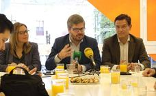 Hervías se pregunta «qué nuevo problema» surgirá en junio «para que no llegue» el AVE
