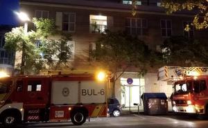 Una falsa alarma «por olor a gas» moviliza a tres camiones de Bomberos y obliga a cortar el Paseo de la Bomba