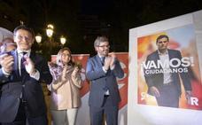 Fran Hervías: «España está a quince días de poder contar con un Gobierno limpio, sin ataduras»
