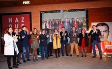El PSOE pide el apoyo para garantizar «el avance y el futuro de Granada frente a la involución y el desprecio de las derechas»