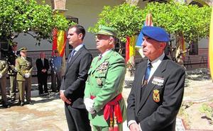 La Real Hermandad de Veteranos de las FAS y de la Guardia Civil conmemoró al patrón San Hermenegildo