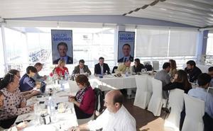 El PP defiende su candidatura: «Somos los que más conocemos Almería»
