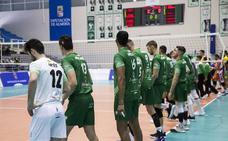 Unicaja Almería no mira a las dos victorias del Moisés Ruiz