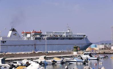La ruta entre Motril y Tánger volverá a transportar pasajeros un año y medio después