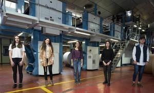 Los cinco jóvenes más brillantes de Granada