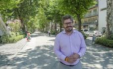 Fran Hervías cree que la reforma de la ley electoral propuesta por Cs sería «un sistema más justo»