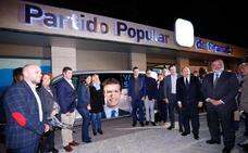 Carlos Rojas: «Pablo Casado será el presidente que venga a Granada montado en el AVE»