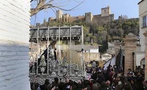 El tiempo en Semana Santa para Granada día a día: el Jueves Santo, clave