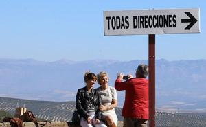 Los hoteles de Jaén, Mágina o Despeñaperros, al 100% ya del Viernes Santo al Domingo
