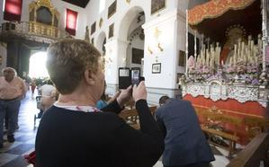 La provincia de Granada afronta la Semana Santa con una media de ocupación hotelera del 70 por ciento