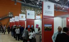 La UGR participa en la Feria Internacional de Educación de Moscú