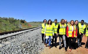La Junta licita por 6,3 millones la conexión del ramal ferroviario Linares-Vadollano
