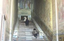Tras los pasos de Cristo