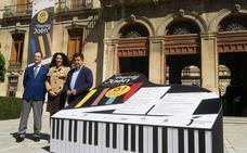 42 pianistas de 16 países participarán este año en el Premio 'Jaén' de Piano