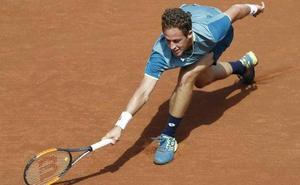 Carballés sufre para alcanzar las semifinales en el Challenger de Murcia