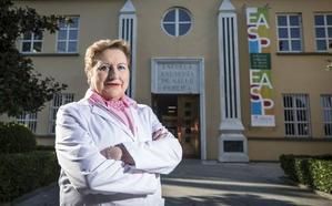 Blanca Fernández-Capel, un nuevo reto a los 73