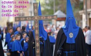 Juega al trivial cofrade de Granada