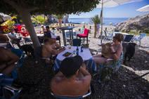 Los nudistas de la Costa Tropical ya tienen su chiringuito