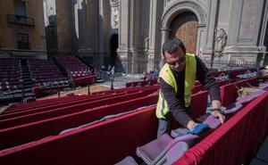 La Semana Santa de Granada se pone de largo