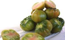 Aquí hay mucho tomate