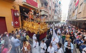 Estas son las novedades de las cofradías del Domingo de Ramos