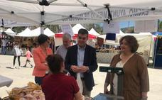 El PP asegura en la Feria Agrícola de Montefrío ser el «único partido» que apuesta y apoya la agricultura