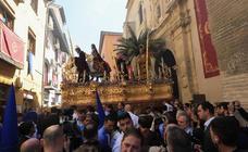 La Borriquilla abre el Domingo de Ramos